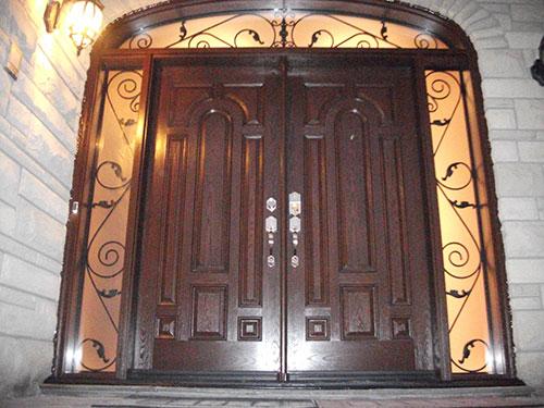 Fiberglass Doors Toronto » CUSTOM FIBERGLASS DOORS