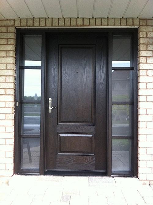 Fiberglass Doors Toronto Custom Fiberglass Doors