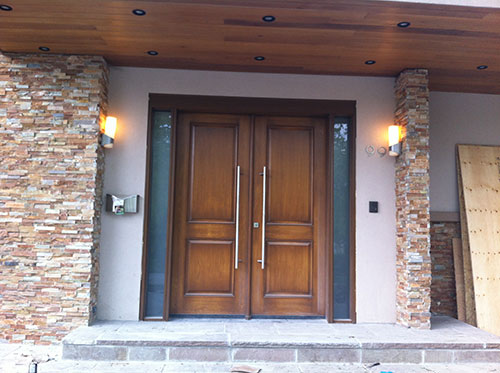 Fiberglass doors toronto custom fiberglass doors smooth fiberglass exterior double doors with 2 frosted eventshaper