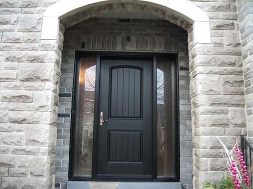 Fiberglass Doors Toronto » RUSTIC FIBERGLASS DOORS