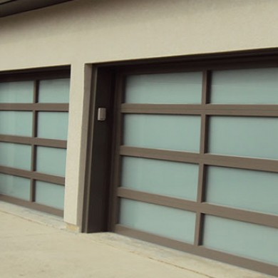 Glass Garage Doors Installed by Garage Experts in Richmond Hill