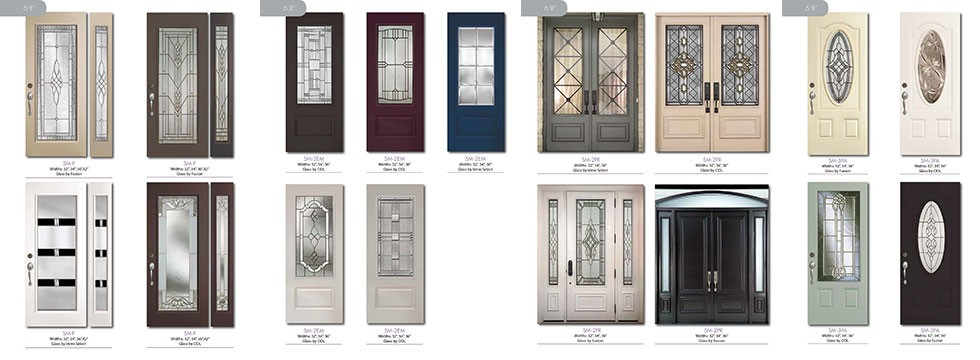 High Qualty Fiberglass Doors by Fiberglass Doors Toronto Group