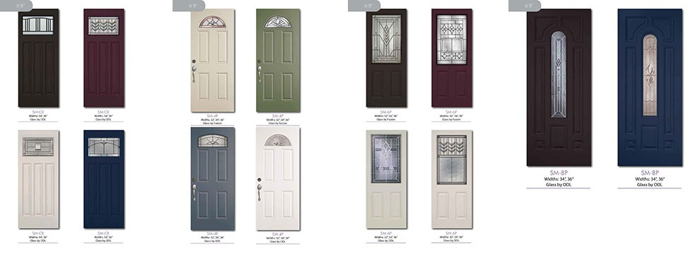 High Qualty Fiberglass Doors installed by Fiberglass Doors Toronto Group