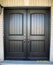Rustic Fiberglass Doors Toronto