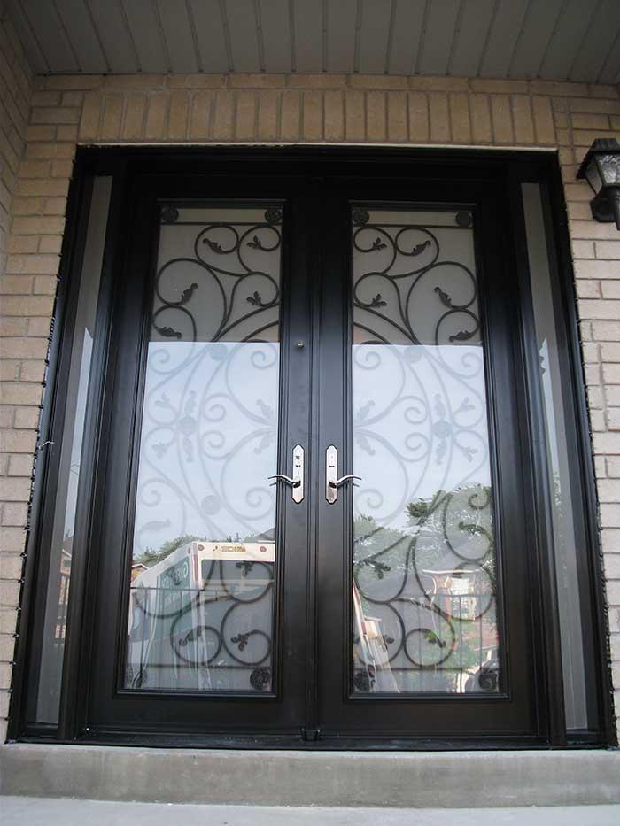 Fiberglass Doors Toronto 8 Foot Fiberglass Doors