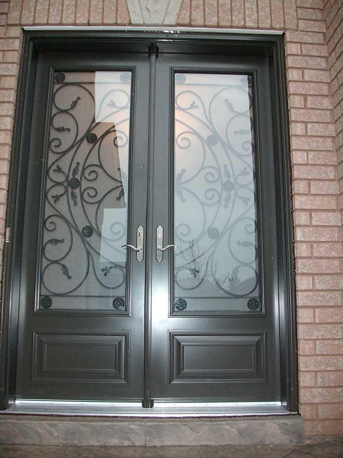 Fiberglass doors toronto 8 foot fiberglass doors for 8 foot front wood doors