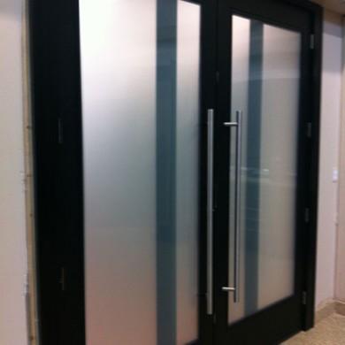 8 Foot Modern Fiberglass Doors, Exterior Double Doors By Fiberglass Doors  Toronto