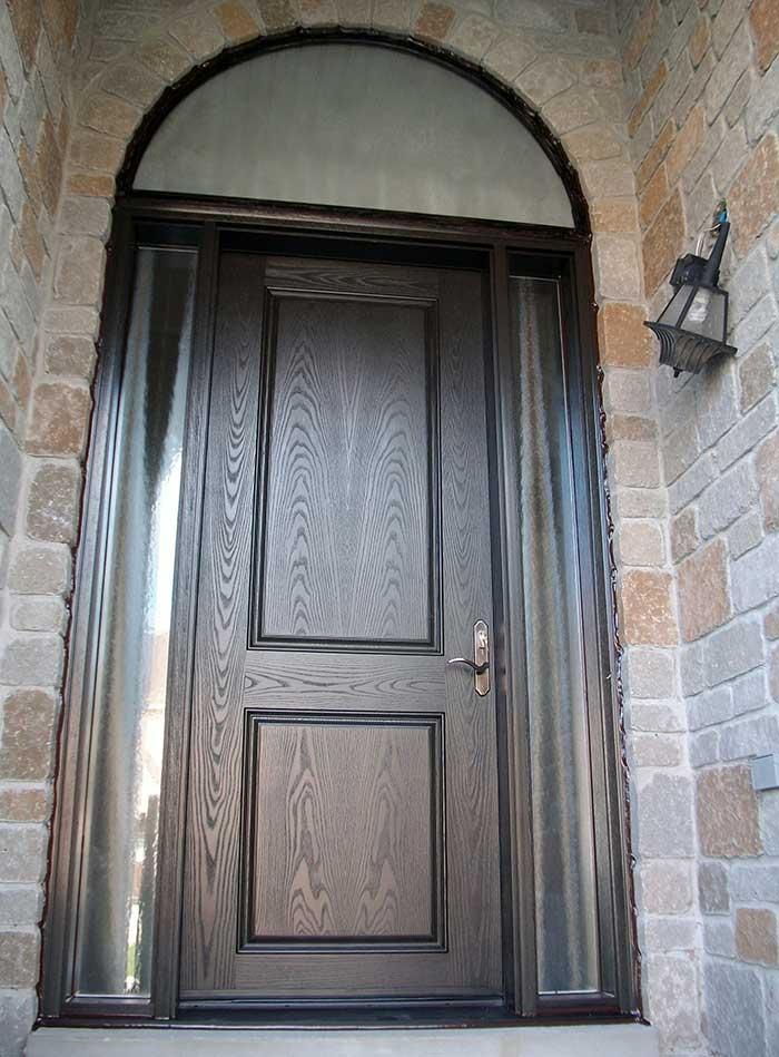 Fibreglass Entry Doors Toronto Delco Windows Doors Toronto Entrance