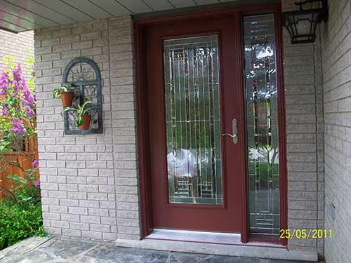 Fiberglass Doors Toronto Fiberglass Exterior Doorsthe Leading Brands
