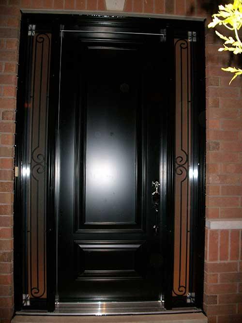 Fiberglass Doors Toronto 187 Smooth Fiberglass Doors