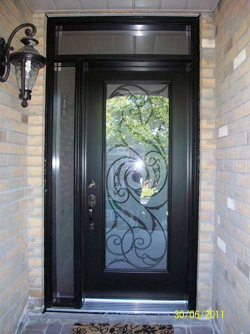 Fiberglass Doors Toronto The Advantages Of Installing Fiberglass