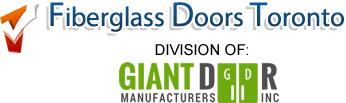 Fiberglass DoorsToronto Logo-New