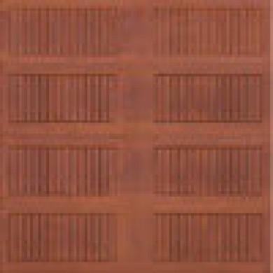 8 Foot Garage Door-Panel 9800 Sonoma