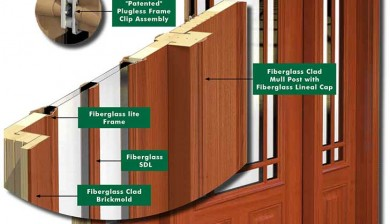 Richerson MasterGrain Premium Fiberglass Entry Doors-Prestige Coollection by fiberglassdoorstoronto