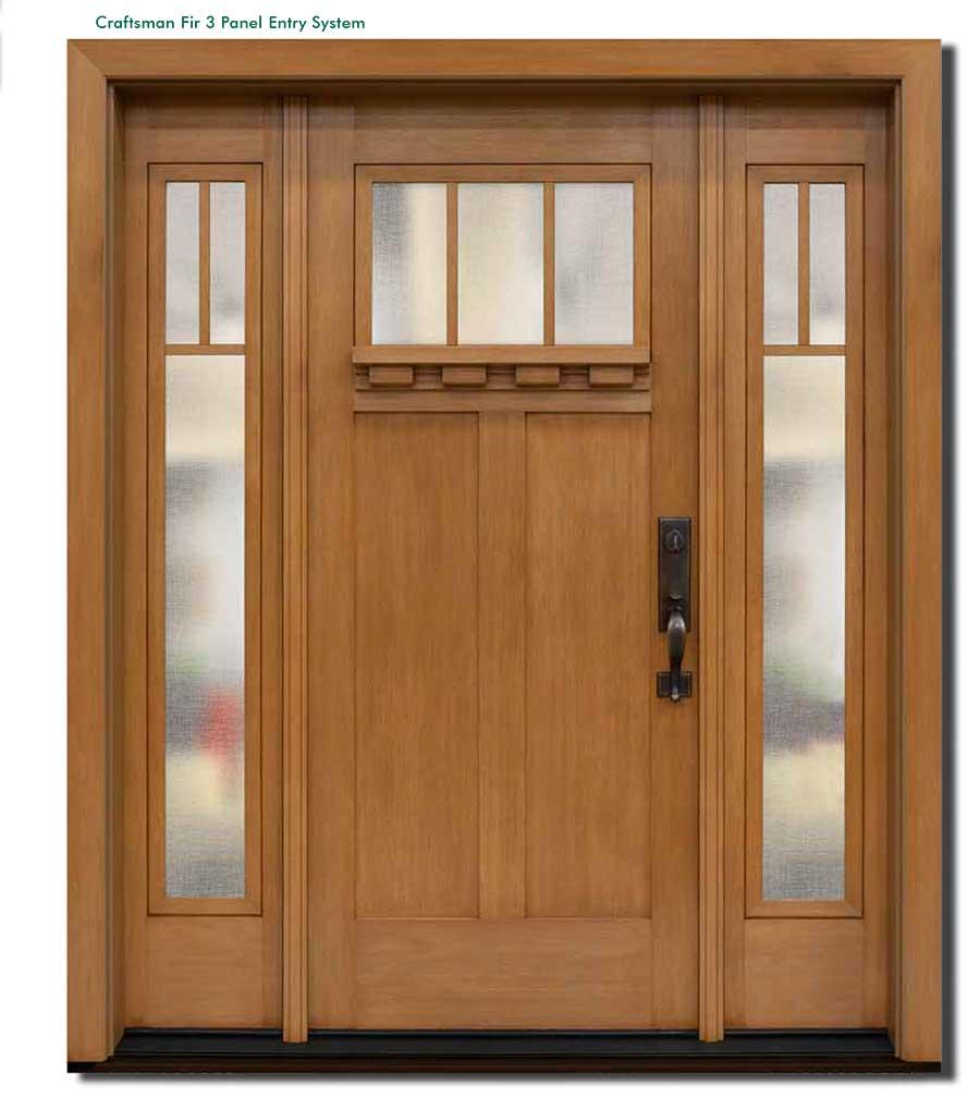 Fiberglass doors toronto richerson mastergrain premium for Craftsman entry doors fiberglass