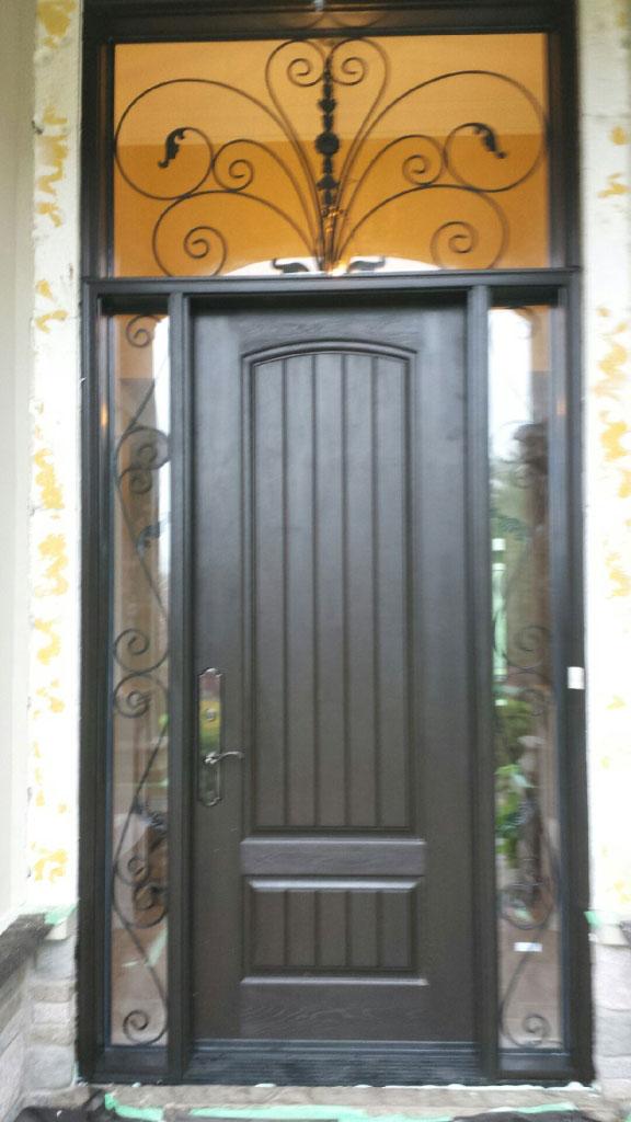 Metal French Doors Toronto 90 Modelos De Portas Correr Madeira Vidro