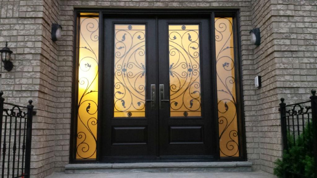 Fiberglass Doors Toronto » 8 Foot Fiberglass Doors