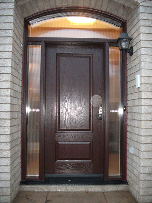 Fibergl Doors Toronto » CUSTOM FIBERGL DOORS on