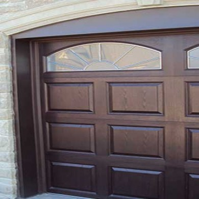 Fiberglass Doors Installed By Garage Experts
