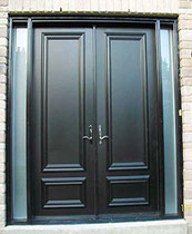 Smooth Fiberglass Doors Toronto
