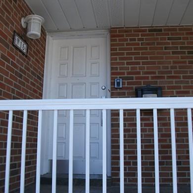 15- Single Door Before Installation