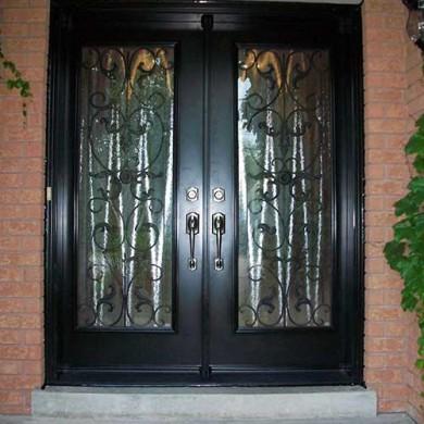 Smooth Exterior Doors installation by Exterior Doors Toronto