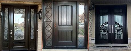 Fiberglass Doors by www.fiberglassdoorstoronto.net