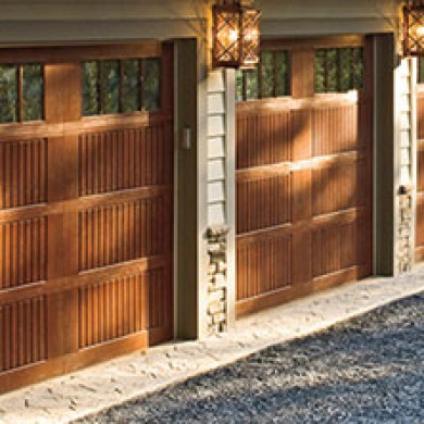 Fiberglass Garage Doors Installation by Garage Experts