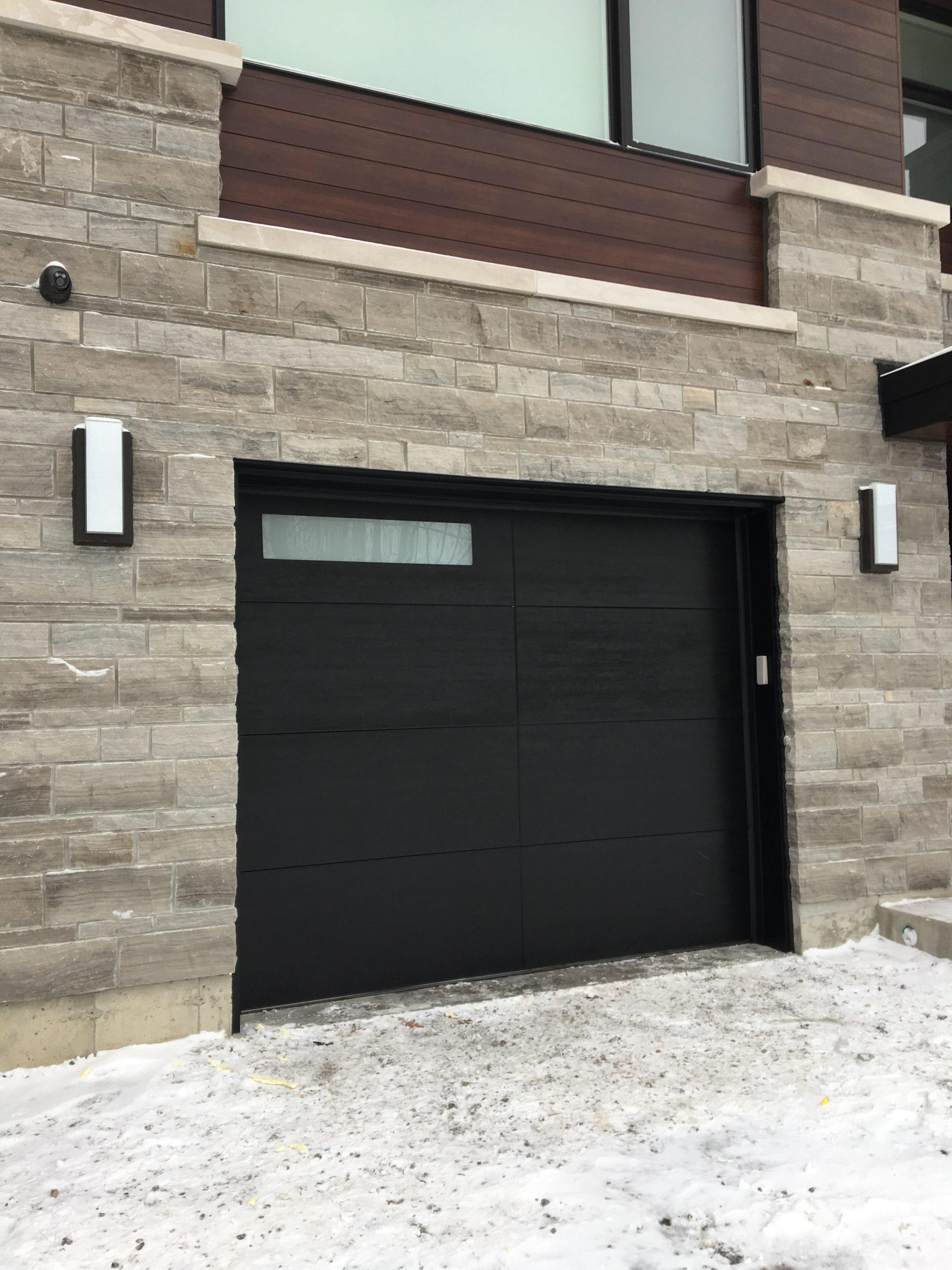 Fiberglass Panel Oversized Garage Doors 2