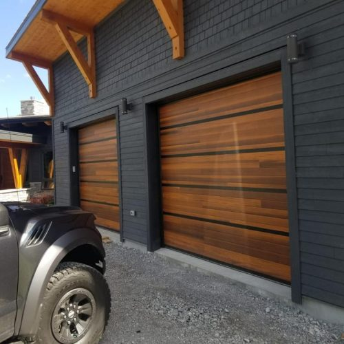 Fiberglass Panel Oversized Garage Doors 2